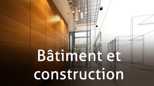 Les métiers du bâtiment et de la construction