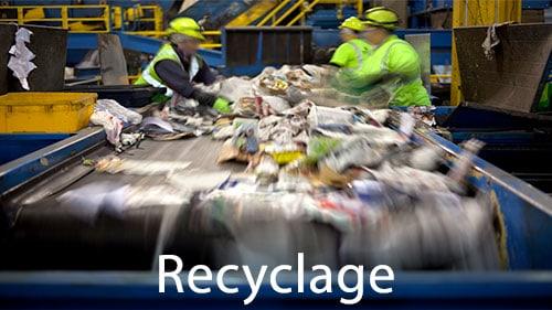 Découverte des métiers du recyclage en réalité virtuelle