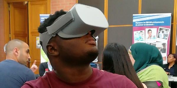 Cas d'usage de l'utilisation de la réalité virtuelle pour la découverte des métiers