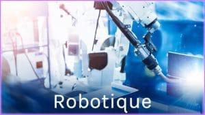 Les métiers de la robotique