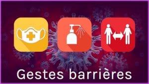 Vignette Gestes barrieres