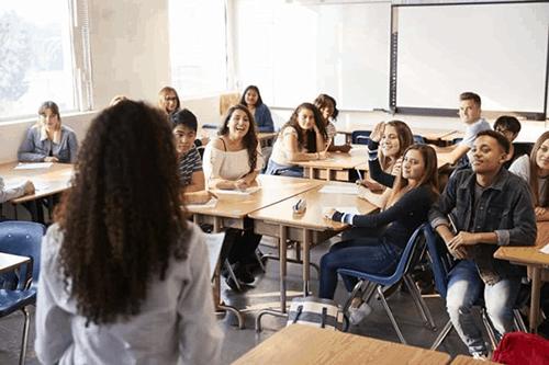 Module pédagogique découverte des métiers en classe entière