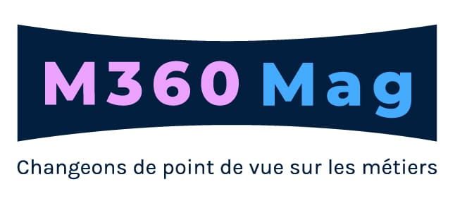 logo le Magazine Métiers 360